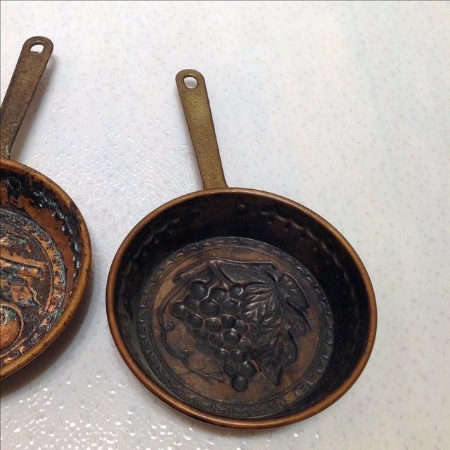 Swedish Copper Dessert Molds - Pair - Image 5 of 6