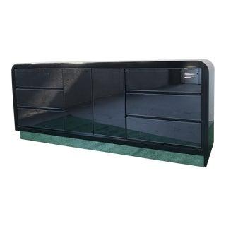 1970s Ello Style Lowboy Dresser For Sale