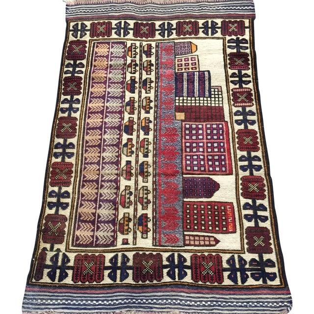 Sumack Handmade Persian Rug - 2′10″ × 4′7″ - Image 1 of 11