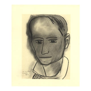 Henri Matisse, Charles Baudelaire, Lithograph, 1954 For Sale