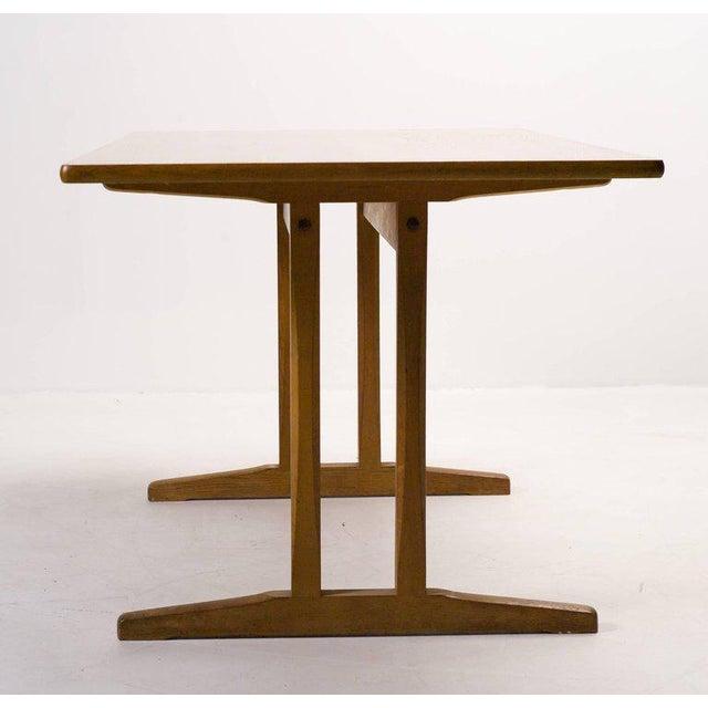 Børge Mogensen Shaker Table, C18 by Børge Mogensen For Sale - Image 4 of 10
