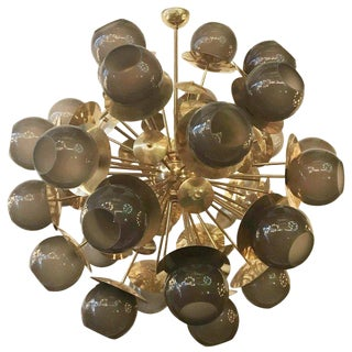 Lampadina Sputnik Chandelier For Sale