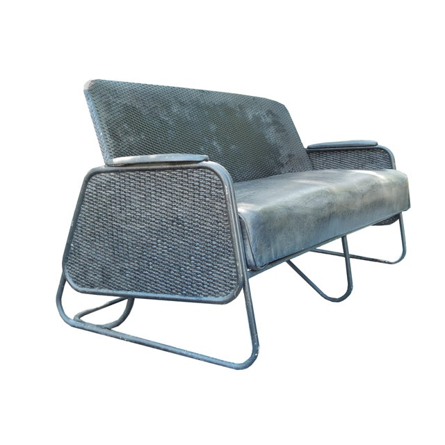 Deco Patio Chairs and Settee - 3 - Image 7 of 7