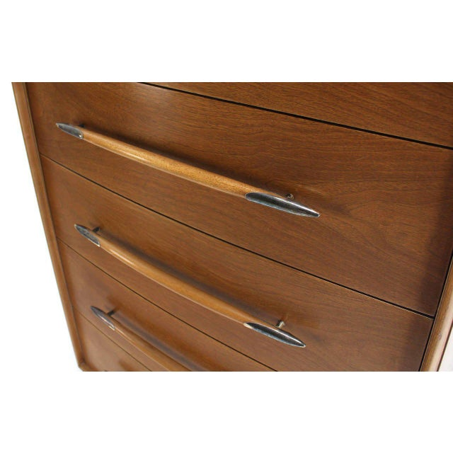 Gibbings for Widdicomb High Chest of Drawers For Sale In New York - Image 6 of 7