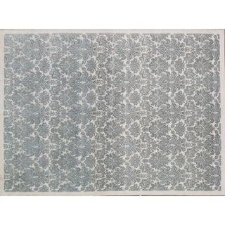 Stark Studio Rugs Contemporary New Oriental Tibetan Rug - 9′ × 12′ For Sale