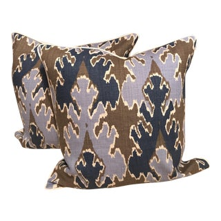 Lee Jofa Bengal Bazaar Pillows - A Pair