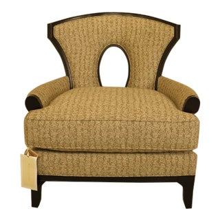 Baker Modern Upholstered Living Room Club Chair