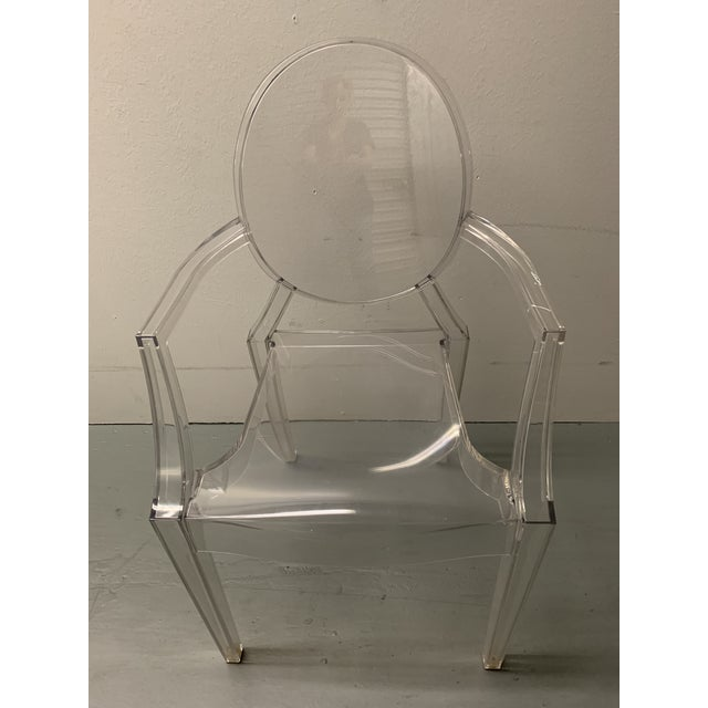 1990s 1990s Vintage Kartell Philippe Starck Ghost Chair For Sale - Image 5 of 5