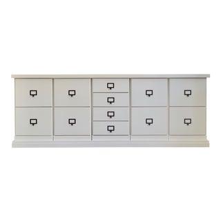 Ballard Designs Home Office File Storage Credenza For Sale