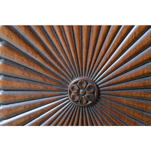 Anglo-Indian Mahogany Server For Sale In West Palm - Image 6 of 10