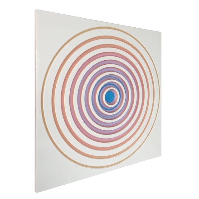 Eric Zammitt Laminated Painting - Image 2 of 2