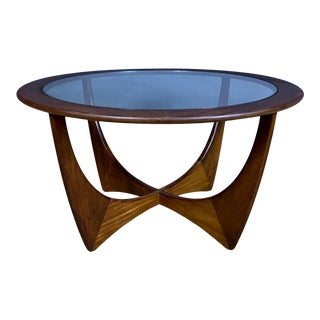"Victor Wilkins Afromisa ""Astro"" Coffee Table for G-Plan For Sale"