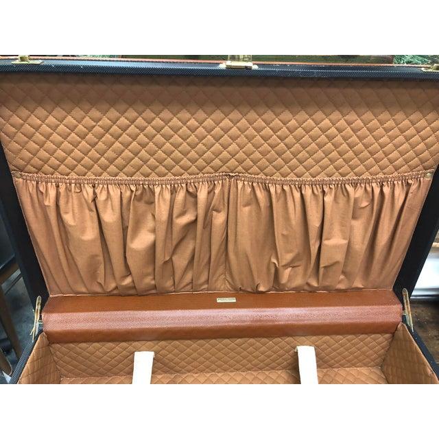 Bottega Veneta Vintage Coated Canvas Hard Suitcase Luggage For Sale In Milwaukee - Image 6 of 7