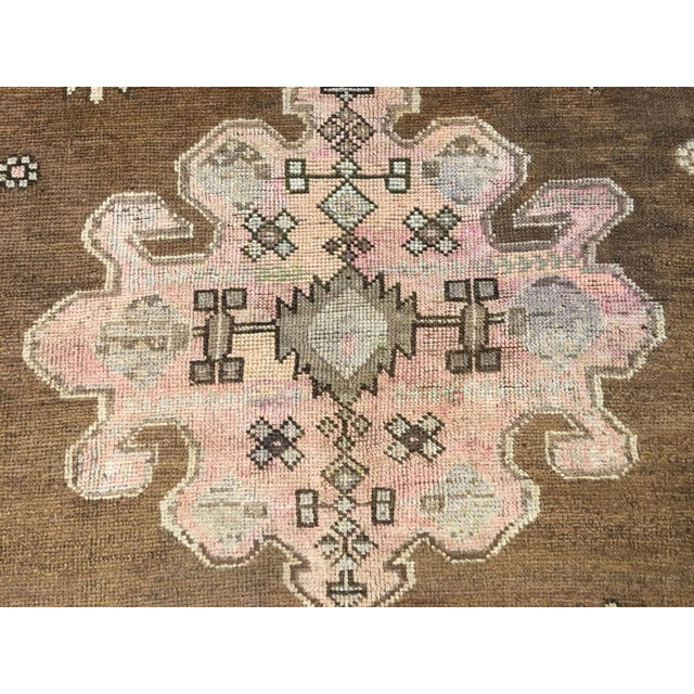 "Bellwether Rugs Turkish Oushak Runner- 5'3"" X 10'11"" - Image 6 of 9"