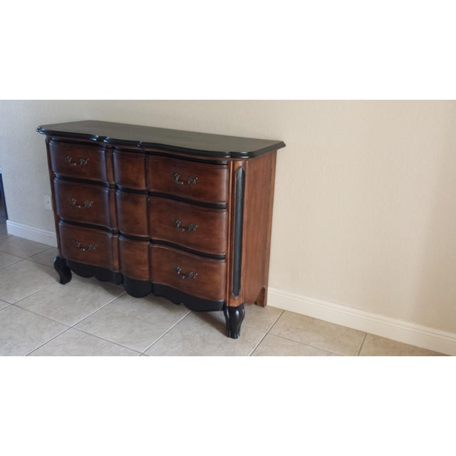 French Provincial Drawers Dresser - Image 8 of 11