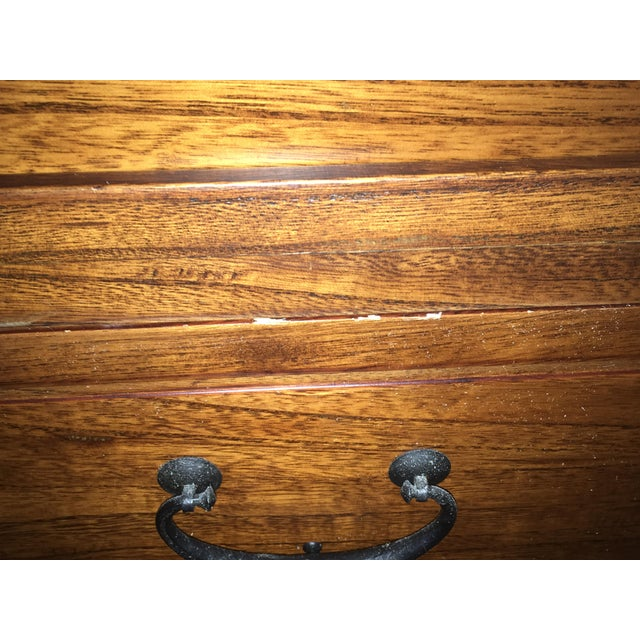 Japanese Style 3 Piece Stacking Tansu Clothing Chest - Image 11 of 11