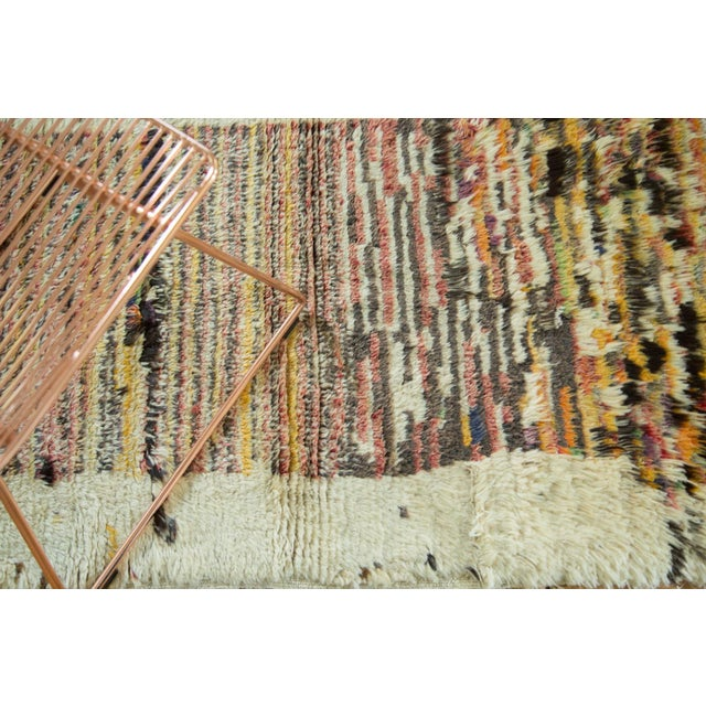 "Vintage Tulu Rug - 2'11"" X 4'4"" For Sale - Image 4 of 6"