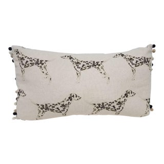 Dalmations Bolster Pillow For Sale