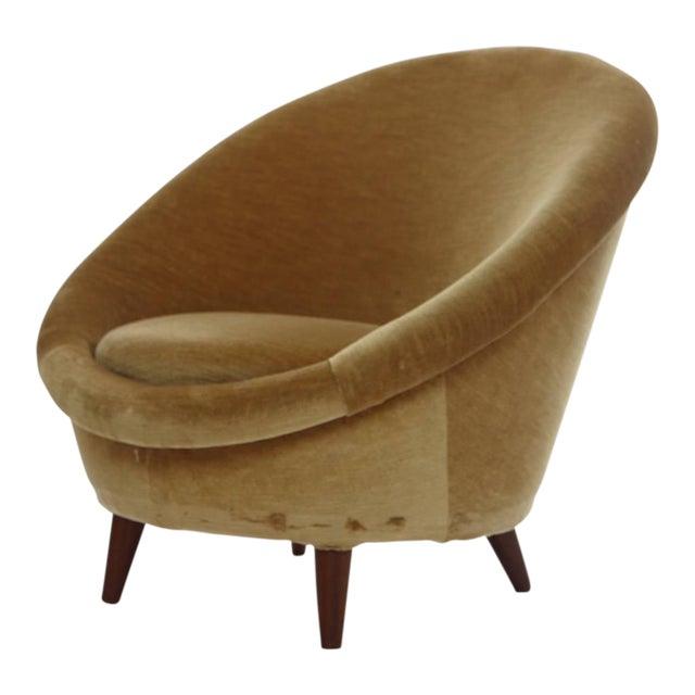 1950s Norwegian Egg Chair For Sale