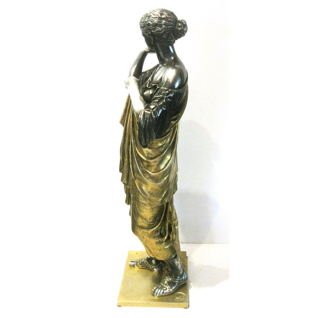 """22-Inch Barbedienne """"Diana"""" Sculpture - Image 3 of 9"""