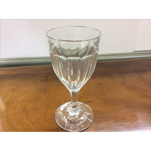 Antique French Wine Glasses - Set of 8 - Image 3 of 4