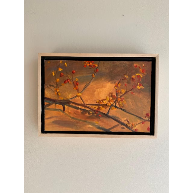 """Realism """"Oriental Bittersweet"""" Painting For Sale - Image 3 of 8"""
