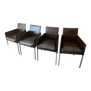Design Within Reach Mid-Century Style Dining Chairs - Set of 4 For Sale