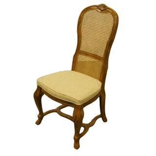 Drexel Heritage Italian Provincial Cane Back Dining Side Chair Preview