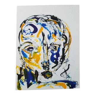 Abstract Face Painting For Sale