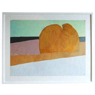 Abstract Landscape by Irving Haynes For Sale