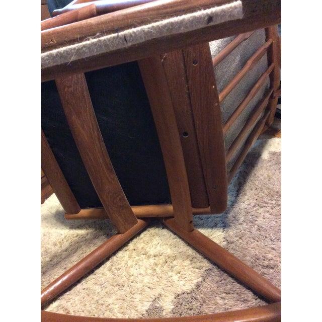 Bramin Style Mid-Century Danish Rocking Chair - Image 10 of 11