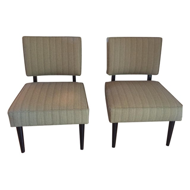 Room & Board Gigi Chairs - A Pair - Image 1 of 6
