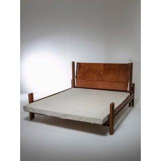 """Toledo"" Double Bed by Carlo Scarpa by Simon Gavina"