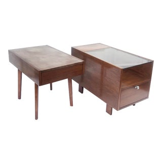 Mid-Century Side Tables by George Nelson for Herman Miller For Sale