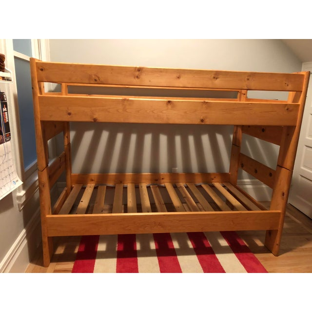 Solid Pine Bunkbed - Image 5 of 5