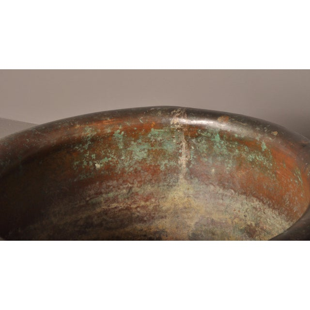 Hammered Copper Pot, American- 1920s For Sale In New York - Image 6 of 8