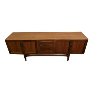 1960s Mid Century G Plan Fresco Credenza For Sale