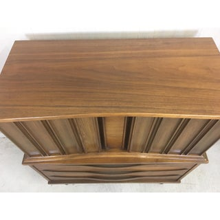 Walnut Highboy Dresser by Young Manufacturing Preview