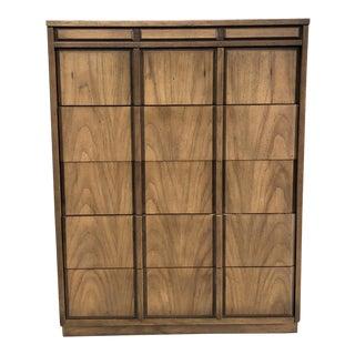 Mid Century Modern Bassett Dresser For Sale