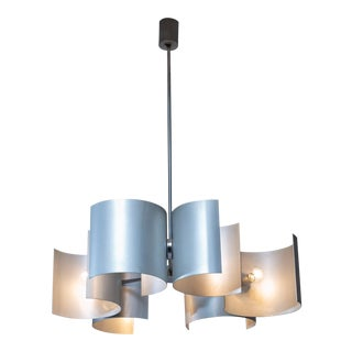 """Tripolo"" Chandelier by Giuliano Cesari for Nucleo Sormani For Sale"