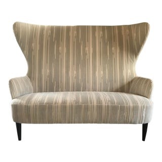 Tom Dixon Wingback Sofa For Sale