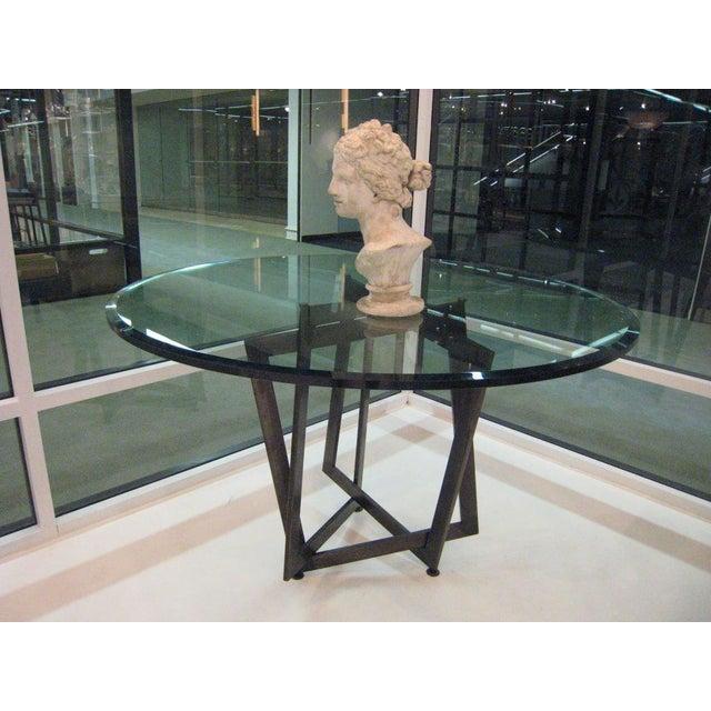 "Eccola is proud to have the exclusive rights to Roman Architect Raniero Aureli's posthumous ""Soqquadro"" table collection...."