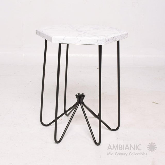 Mid-Century Modern Style Side Table For Sale - Image 10 of 10