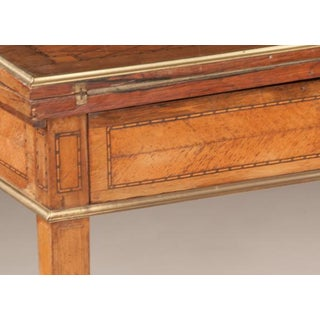 19th Century Louis XVI Style Lift Top Game Table Preview