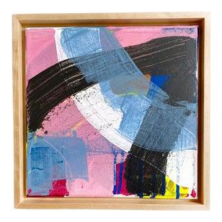 "Jessalin Beutler ""Grey Day"" 2021 Framed Painting For Sale"