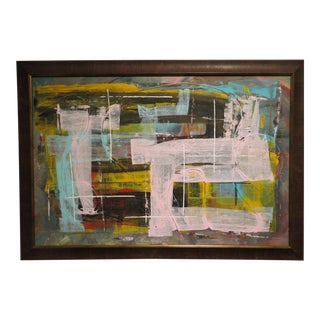 Jensen Contemporary Abstract Painting For Sale