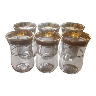 Turkish Tea Glass Set of Six