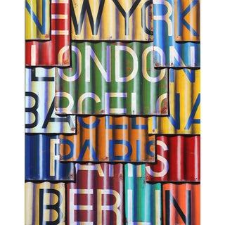 """European Holiday"" Original Artwork by Ross Tamlin For Sale"