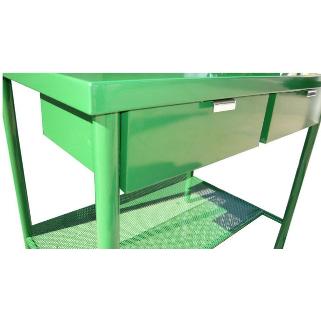 Customizable Docley Work Table - Image 5 of 7