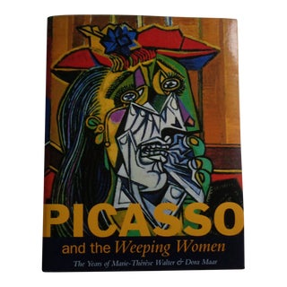 Picasso and the Weeping Women Art Book For Sale